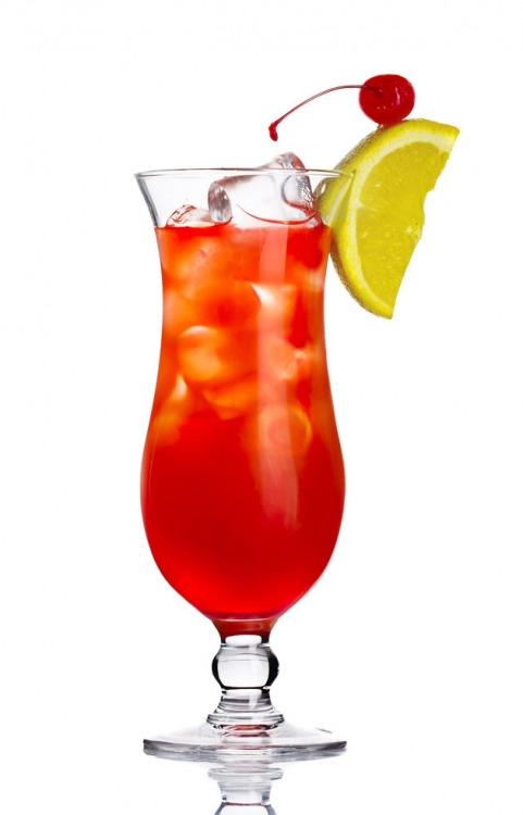 Original recipe for sex on the beach cocktail
