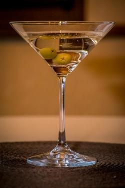 Franklin Dry Martini