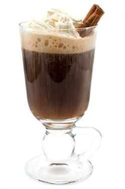recette de cocktail populaire : Irish Coffee