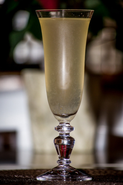 Champagne Sour