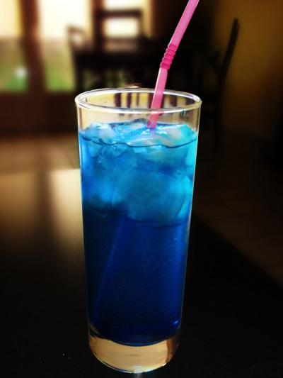 Recette Electric Blue un Cocktail Alcoolisé
