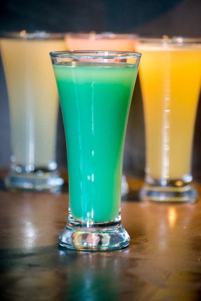 Recette perroquet un cocktail alcoolis for Cocktail perroquet